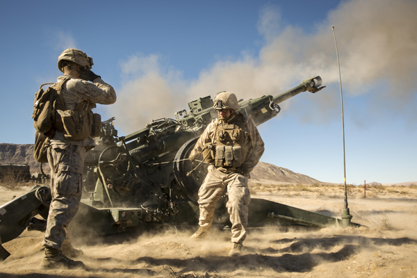 M77A2 Howitzer