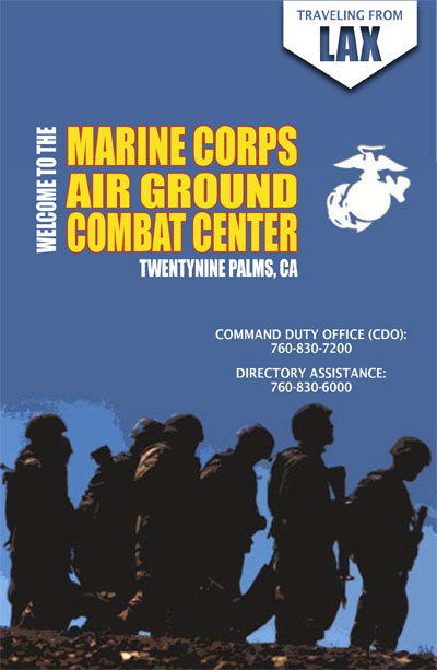 Marine Corps Combat Center