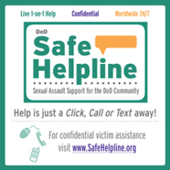 SAPR Safe Helpline