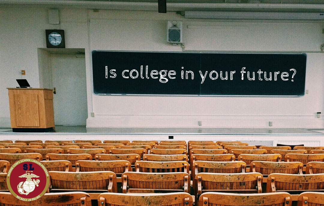 Is college in your future?