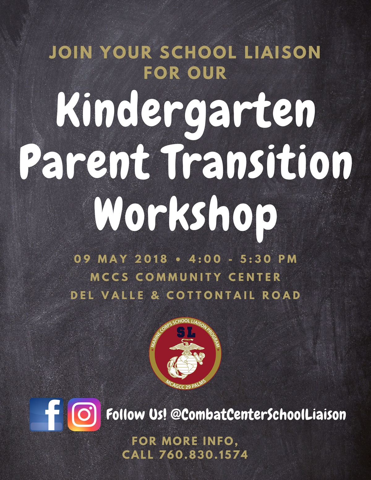 Kindergarten Parent Workshop